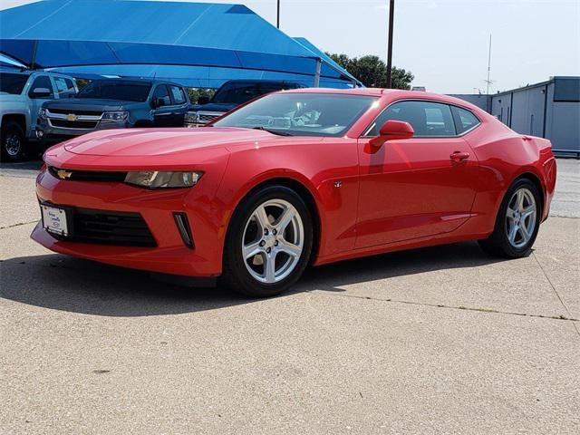 2018 Chevrolet Camaro 1LS for sale in Fort Worth, TX
