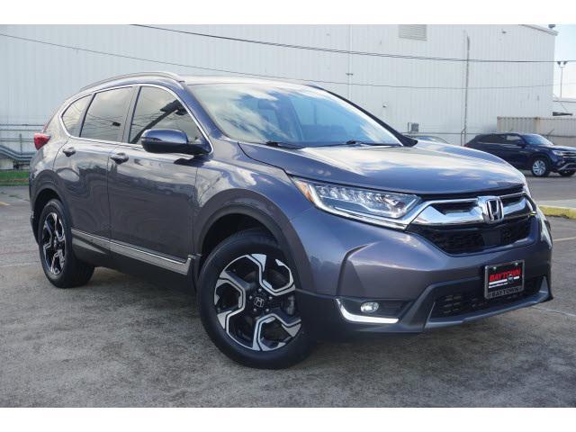 2017 Honda CR-V Touring for sale in Baytown, TX