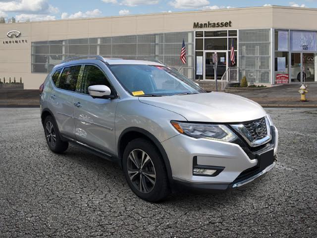 2018 Nissan Rogue SL [3]