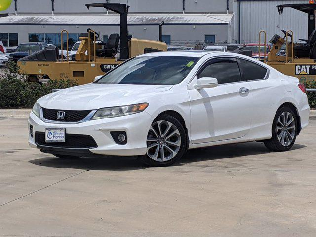 2015 Honda Accord Coupe EX-L for sale in Corpus Christ, TX