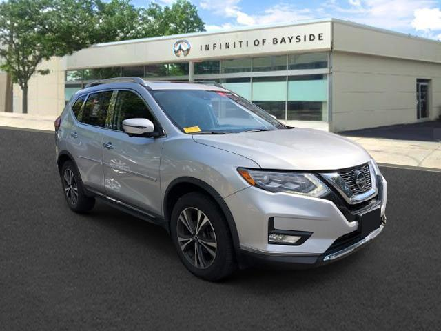 2018 Nissan Rogue SL [4]