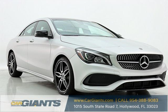 2018 Mercedes-Benz Cla CLA 250 for sale in Hollywood, FL