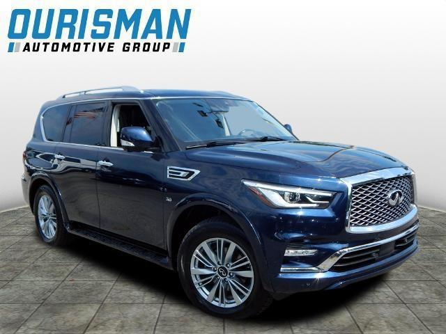2020 INFINITI QX80 LUXE for sale in Rockville, MD
