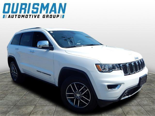2018 Jeep Grand Cherokee Limited for sale in Rockville, MD