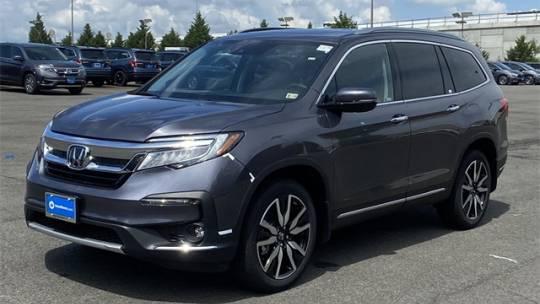 2022 Honda Pilot Elite for sale in Manassas, VA