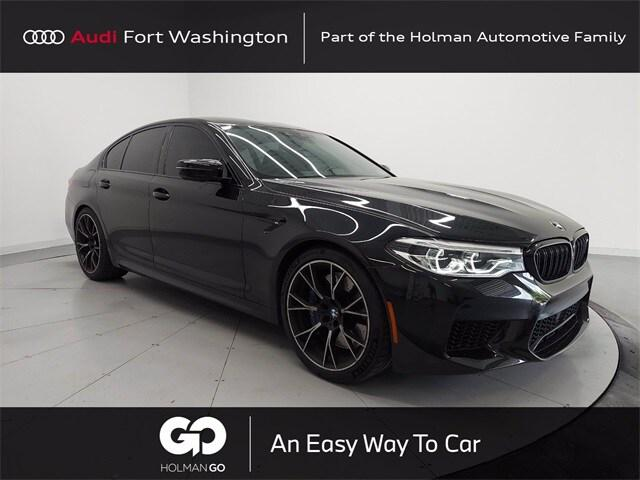 2019 BMW M5 Competition for sale in Fort Washington, PA