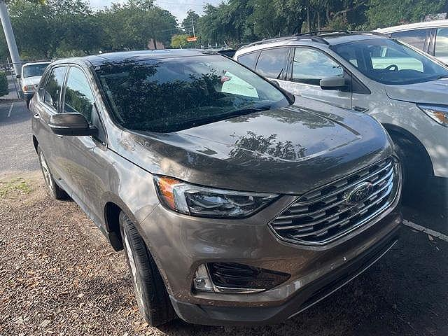 2019 Ford Edge Titanium for sale in Pawleys Island, SC