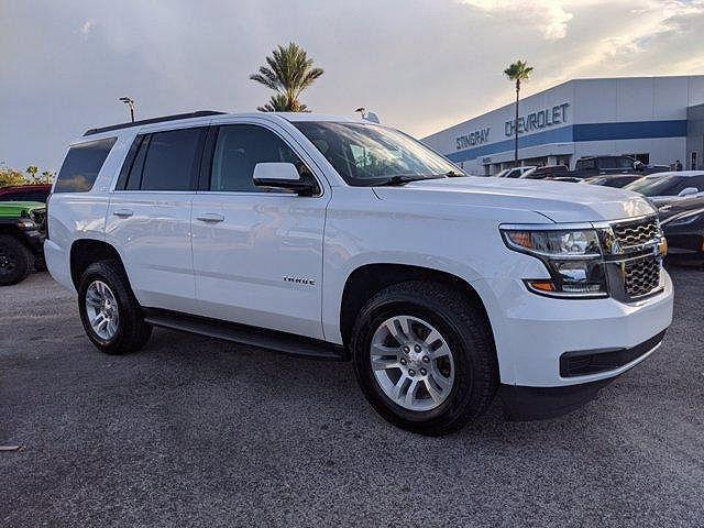 2020 Chevrolet Tahoe LT for sale in Plant City, FL