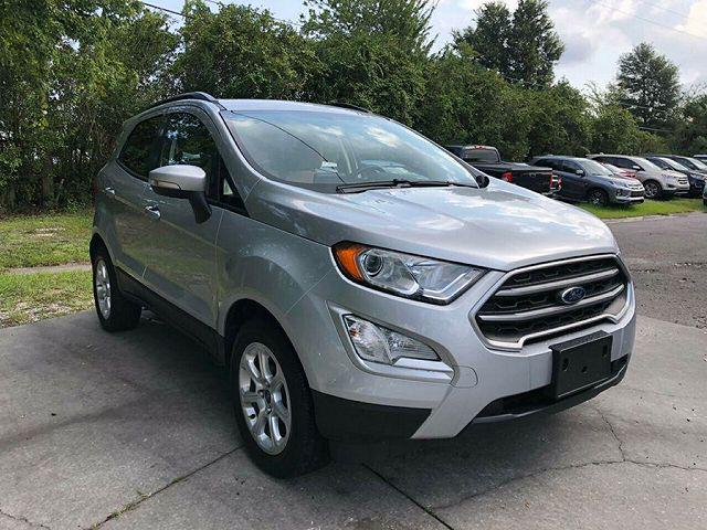 2020 Ford EcoSport SE for sale in Gainesville, FL