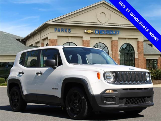 2017 Jeep Renegade Sport for sale in Huntersville, NC