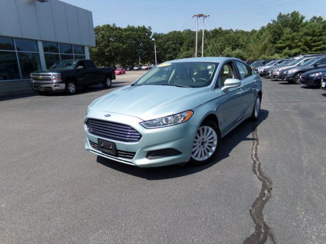 2014 Ford Fusion SE Hybrid for sale in Webster, MA