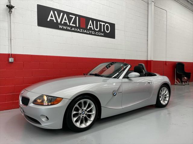 2003 BMW Z4 2.5i for sale in Gaithersburg, MD