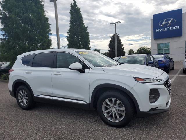 2020 Hyundai Santa Fe SE for sale in SAINT PETERSBURG, FL