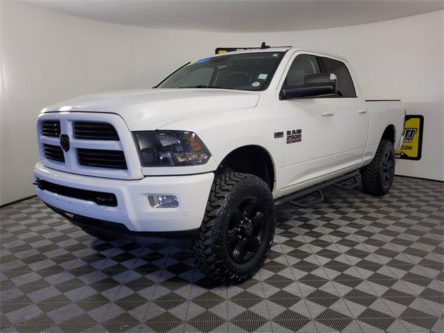 2017 Ram 2500 Big Horn for sale in Fort Collins, CO