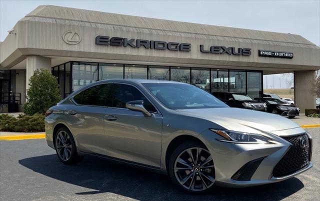 2020 Lexus ES ES 350 F SPORT for sale in Oklahoma City, OK