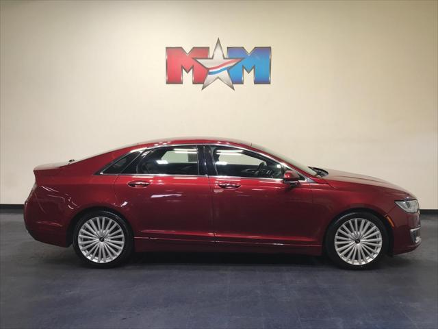 2017 Lincoln MKZ Reserve for sale in Christiansburg, VA