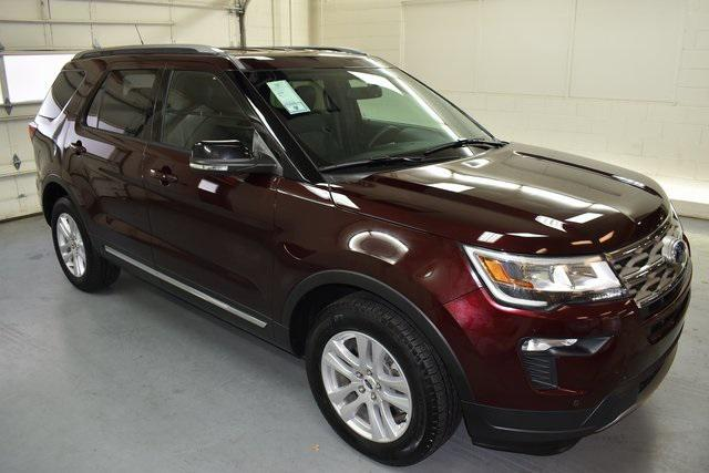2018 Ford Explorer XLT for sale in Wheaton, MD