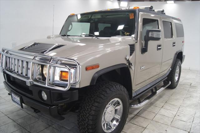 2006 HUMMER H2 4dr Wgn 4WD SUV for sale in Carmichael, CA