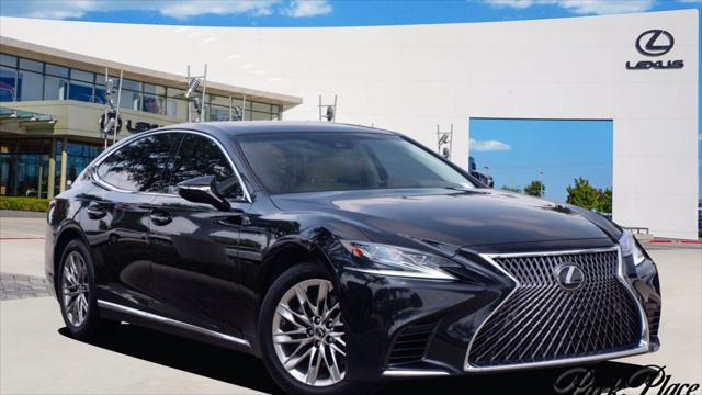 2019 Lexus LS LS 500 for sale in Plano, TX