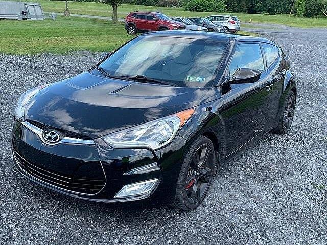 2013 Hyundai Veloster w/Gray Int for sale in Willoughby Hills, OH