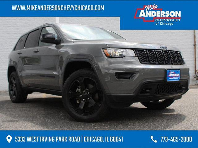 2019 Jeep Grand Cherokee Upland for sale in Chicago, IL