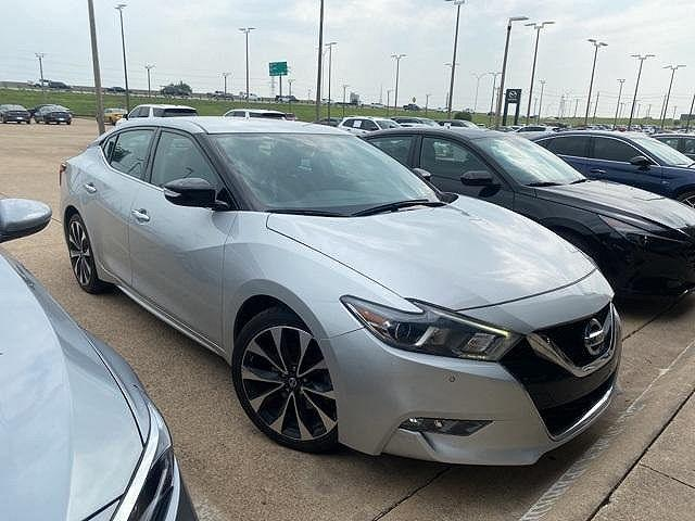 2018 Nissan Maxima SR for sale in Fort Worth, TX