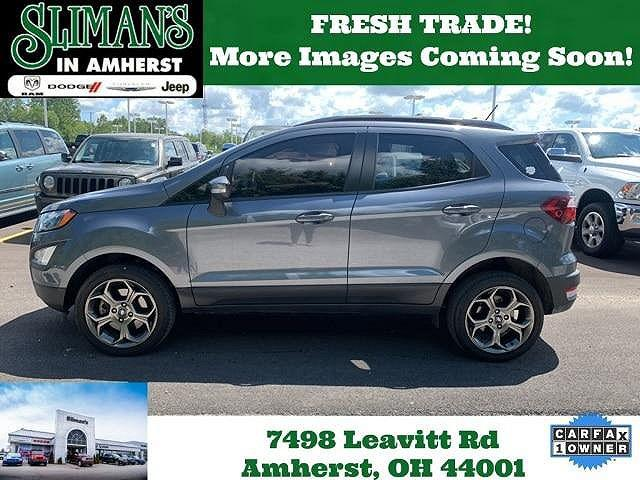 2018 Ford EcoSport SES for sale in Amherst, OH