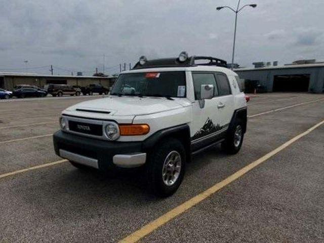 2012 Toyota FJ Cruiser 4WD 4dr Auto (Natl) for sale in Calumet City, IL