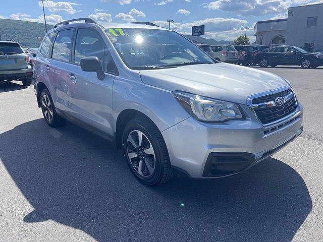 2017 Subaru Forester 2.5i CVT for sale in Montoursville, PA