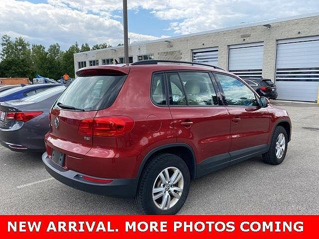 2016 Volkswagen Tiguan S for sale in Libertyville, IL