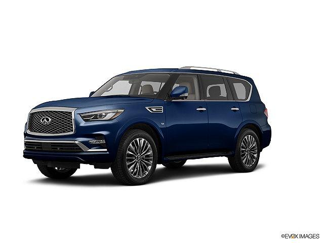 2018 INFINITI QX80 AWD for sale in West Long Branch, NJ