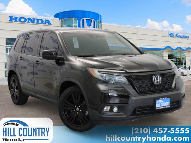 2019 Honda Passport Sport for sale in San Antonio, TX