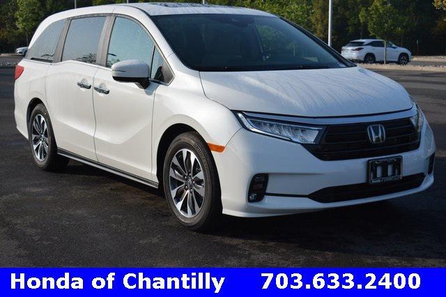 2022 Honda Odyssey EX-L for sale in Chantilly, VA