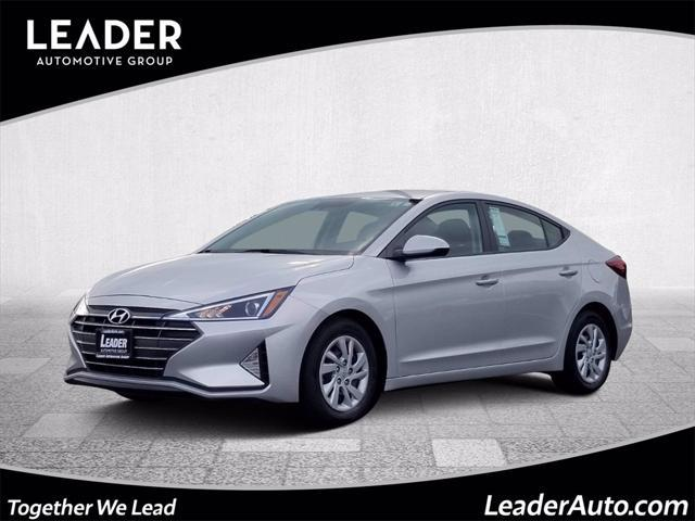 2020 Hyundai Elantra SE for sale in PALATINE, IL