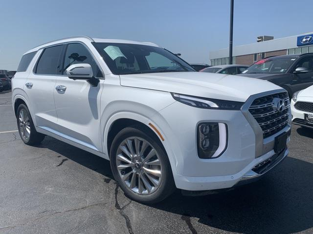 2020 Hyundai Palisade Limited for sale in COUNCIL BLUFFS, IA