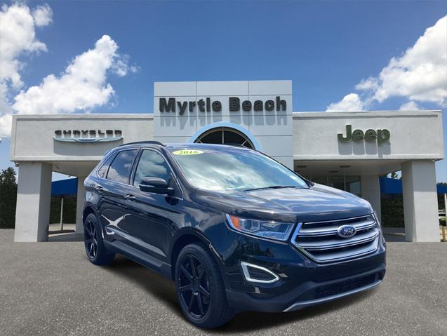 2018 Ford Edge SEL for sale in Myrtle Beach, SC