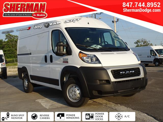 """2021 Ram ProMaster® 2500 High Roof 136"""" WB for sale in Skokie, IL"""