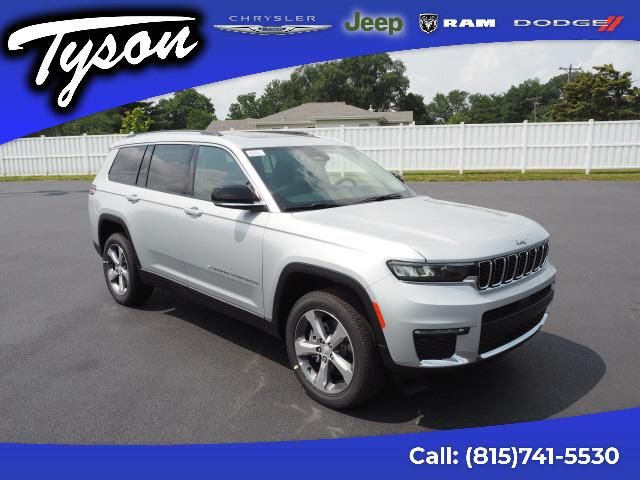 2021 Jeep Grand Cherokee Limited for sale in Shorewood, IL