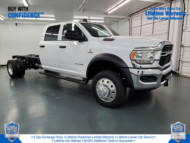 2021 Ram Ram 4500 Chassis Cab Tradesman for sale in Puyallup, WA