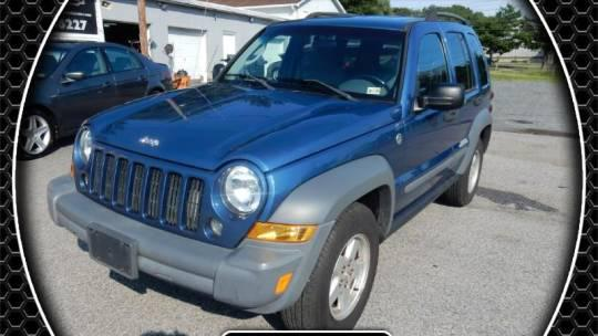 2005 Jeep Liberty Sport for sale in Dumfries, VA