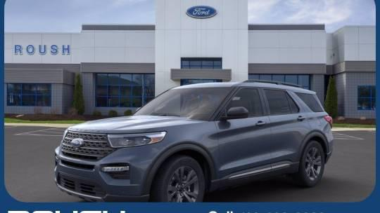 2021 Ford Explorer XLT for sale in Columbus, OH