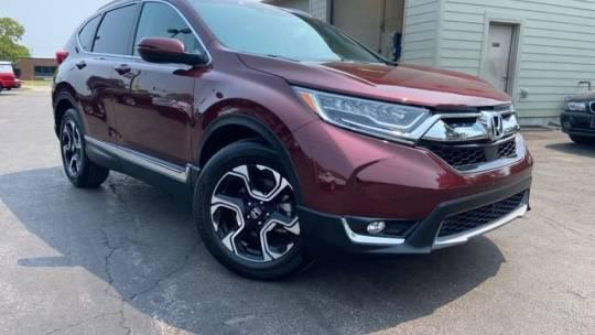 2019 Honda CR-V Touring for sale in Channahon, IL