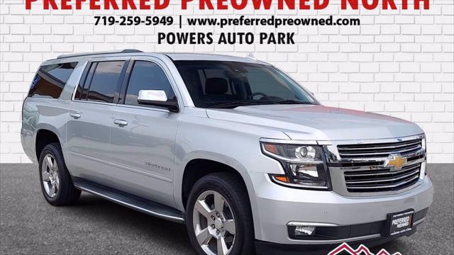 2017 Chevrolet Suburban Premier for sale in Colorado Springs, CO