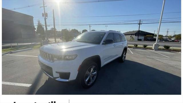 2021 Jeep Grand Cherokee Limited for sale in Louisville, KY