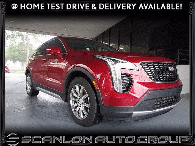 2019 Cadillac XT4 FWD Premium Luxury for sale in Fort Myers, FL