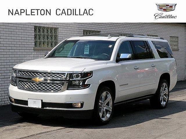 2018 Chevrolet Suburban for sale near Oak Lawn, IL