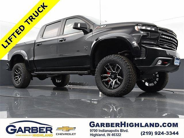 2020 Chevrolet Silverado 1500 LT Trail Boss for sale in Highland, IN