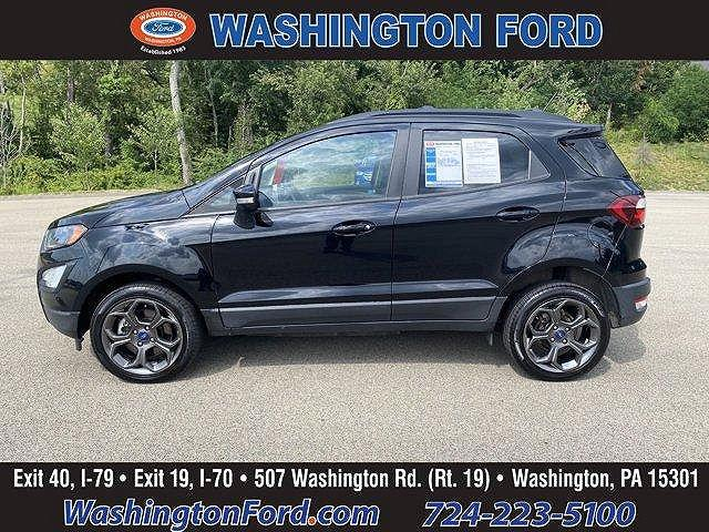 2018 Ford EcoSport SES for sale in Washington, PA