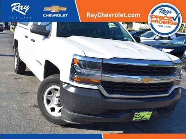 2018 Chevrolet Silverado 1500 Work Truck for sale in Fox Lake, IL
