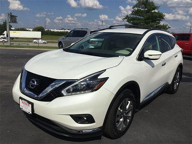 2018 Nissan Murano SV for sale in Hilliard, OH